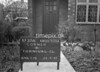 SJ909437A, Ordnance Survey Revision Point photograph in Greater Manchester