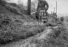 SJ909303X, Ordnance Survey Revision Point photograph in Greater Manchester