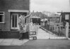 SJ939359A, Ordnance Survey Revision Point photograph in Greater Manchester