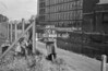 SJ899300W, Ordnance Survey Revision Point photograph in Greater Manchester
