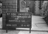 SJ899295A, Ordnance Survey Revision Point photograph in Greater Manchester