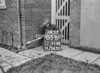 SJ919205B, Ordnance Survey Revision Point photograph in Greater Manchester