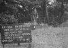 SJ909206A, Ordnance Survey Revision Point photograph in Greater Manchester