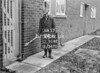 SJ919214K, Ordnance Survey Revision Point photograph in Greater Manchester