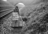SJ909390A, Ordnance Survey Revision Point photograph in Greater Manchester