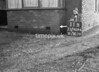 SJ909411B, Ordnance Survey Revision Point photograph in Greater Manchester