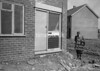 SJ909284A, Ordnance Survey Revision Point photograph in Greater Manchester