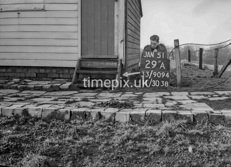 SJ909429A, Ordnance Survey Revision Point photograph in Greater Manchester