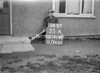 SJ919235A, Ordnance Survey Revision Point photograph in Greater Manchester