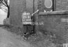 SJ929321B, Ordnance Survey Revision Point photograph in Greater Manchester