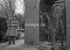 SJ889252B, Ordnance Survey Revision Point photograph in Greater Manchester