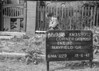 SJ899295B, Ordnance Survey Revision Point photograph in Greater Manchester