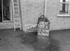 SJ919205A, Ordnance Survey Revision Point photograph in Greater Manchester