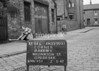SJ899354L, Ordnance Survey Revision Point photograph in Greater Manchester
