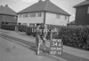 SJ939234A, Ordnance Survey Revision Point photograph in Greater Manchester