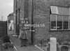 SJ889284W, Ordnance Survey Revision Point photograph in Greater Manchester
