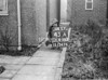 SJ919243A, Ordnance Survey Revision Point photograph in Greater Manchester