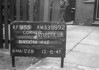 SJ899295S, Ordnance Survey Revision Point photograph in Greater Manchester