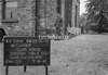 SJ909208B, Ordnance Survey Revision Point photograph in Greater Manchester
