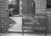 SJ899277A, Ordnance Survey Revision Point photograph in Greater Manchester