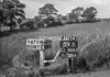 SJ909359B, Ordnance Survey Revision Point photograph in Greater Manchester