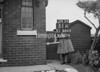 SJ889311K, Ordnance Survey Revision Point photograph in Greater Manchester