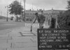 SJ859196A, Ordnance Survey Revision Point photograph in Greater Manchester