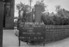 SJ869259L, Ordnance Survey Revision Point photograph in Greater Manchester