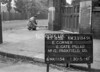 SJ849145B, Ordnance Survey Revision Point photograph in Greater Manchester