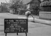 SJ849154B, Ordnance Survey Revision Point photograph in Greater Manchester