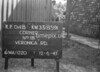SJ859104B, Ordnance Survey Revision Point photograph in Greater Manchester