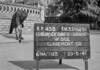 SJ849143B, Ordnance Survey Revision Point photograph in Greater Manchester