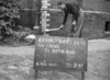 SJ849248A, Ordnance Survey Revision Point photograph in Greater Manchester