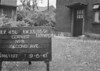 SJ859145L, Ordnance Survey Revision Point photograph in Greater Manchester