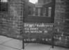 SJ849281A, Ordnance Survey Revision Point photograph in Greater Manchester