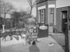 SJ859152K, Ordnance Survey Revision Point photograph in Greater Manchester