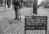 SJ849289C, Ordnance Survey Revision Point photograph in Greater Manchester
