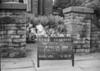SJ849287B, Ordnance Survey Revision Point photograph in Greater Manchester