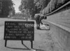 SJ849168L, Ordnance Survey Revision Point photograph in Greater Manchester
