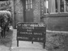 SJ869230C, Ordnance Survey Revision Point photograph in Greater Manchester
