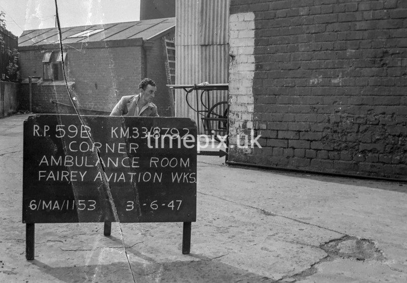 SJ879259B, Ordnance Survey Revision Point photograph in Greater Manchester