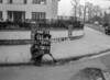 SJ849101A2, Ordnance Survey Revision Point photograph in Greater Manchester