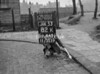 SJ849182K, Ordnance Survey Revision Point photograph in Greater Manchester