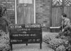 SJ869289A, Ordnance Survey Revision Point photograph in Greater Manchester