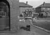 SJ879193A, Ordnance Survey Revision Point photograph in Greater Manchester