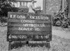 SJ859105A, Ordnance Survey Revision Point photograph in Greater Manchester