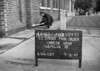SJ849295C, Ordnance Survey Revision Point photograph in Greater Manchester