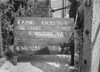 SJ869129K, Ordnance Survey Revision Point photograph in Greater Manchester