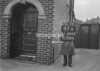SJ849297K, Ordnance Survey Revision Point photograph in Greater Manchester
