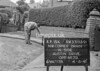 SJ859115K, Ordnance Survey Revision Point photograph in Greater Manchester